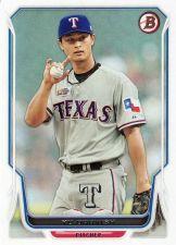 Buy 2014 Bowman #30 - Yu Darvish - Rangers