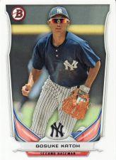 Buy 2014 Bowman Prospects #BP56 - Gosuke Katoh - Yankees