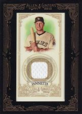 Buy 2012 Allen & Ginter Relics #AGR-CI - Chris Iannetta - Rockies