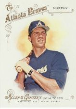 Buy 2014 Allen & Ginter #169 - Dale Murphy - Braves
