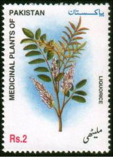 Buy Pakistan 2000 Liquorice Medicinal Plants Series (1v) MNH (US-01)