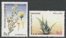 Buy Pakistan 2006 Chamimolla and Aloe Vera Medicinal Plants Series (2v) MNH (US-01)