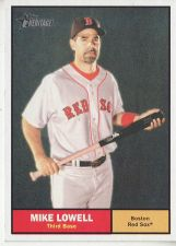 Buy 2010 Topps Heritage #381 Mike Lowell