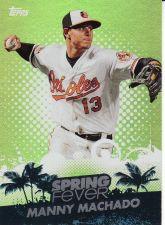 Buy 2013 Topps Spring Fever #SF-9 - Manny Machado - Orioles