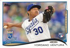 Buy 2013 Topps #265 - Yordano Ventura - Royals