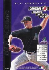 Buy 2000 MLB Showdown Unlimited #27 - Dan Plesac - Diamondbacks