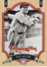Buy 2012 Panini Cooperstown #128 - Hack Wilson - Cubs