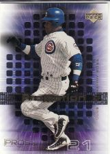 Buy 2000 Upper Deck Pros & Prospects ProMotion #P7 - Sammy Sosa - Cubs