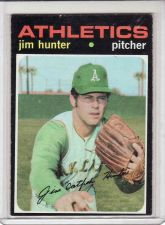 Buy 1971 Topps #45 - Jim Hunter - Athletics
