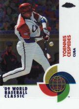 Buy 2009 Topps Chrome World Baseball Classic #W11 - Yoennis Cespedes - Cuba