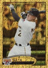 Buy 2012 Topps Gold Sparkle #433 - Nate McLouth - Pirates