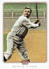 Buy 2010 Topps 206 #185 - Babe Ruth - Yankees
