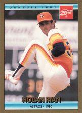 Buy 1992 Coca-Cola Nolan Ryan Career Series #14 - Nolan Ryan - Astros
