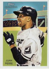 Buy 2010 Topps National Chicle #161 - Juan Pierre - White Sox