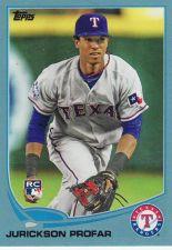 Buy 2013 Topps Wal-Mart Blue #286 - Jurickson Profar - Rangers