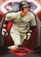 Buy 2011 Topps Target Red Diamond #RDT-12 - Carlos Gonzalez - Rockies