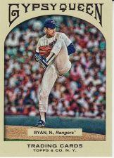 Buy 2011 Gypsy Queen #100 - Nolan Ryan - Rangers