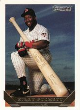 Buy 1993 Topps Gold #200 - Kirby Puckett - Twins