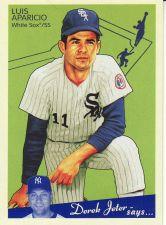 Buy 2008 Upper Deck Goudey #39 - Luis Aparicio - White Sox