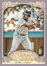 Buy 2012 Gypsy Queen #252 - Tony Gwynn - Padres