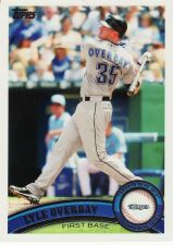 Buy 2011 Topps #172 - Lyle Overbay - Blue Jays