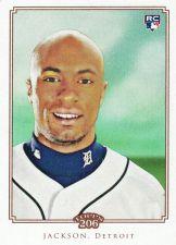 Buy 2010 Topps 206 #166 - Austin Jackson - Tigers