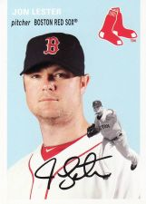 Buy 2012 Topps Archives #33 - Jon Lester - Red Sox
