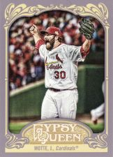 Buy 2012 Gypsy Queen #202 - Jason Motte - Cardinals