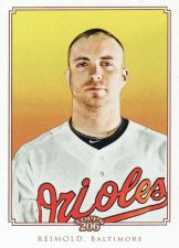 Buy 2010 Topps 206 #168 - Nolan Reimold - Orioles