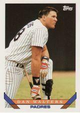 Buy 1993 Topps #273 - Dan Walters - Padres