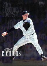 Buy 2000 Topps #235 - Roger Clemens - Yankees