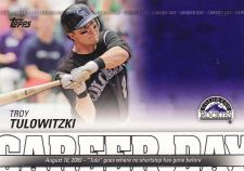 Buy 2012 Topps Career Day #CD-24 - Troy Tulowitzki - Rockies