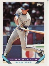 Buy 1993 Topps #240 - John Olerud - Blue Jays