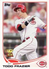 Buy 2013 Topps #70 - Todd Frazier - Reds
