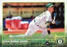 Buy 2015 Topps #5 - Josh Donaldson - Athletics