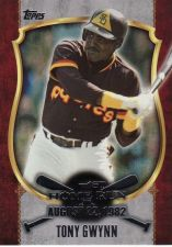 Buy 2015 Topps First Home Run Series 2 #FHR-18 - Tony Gwynn - Padres