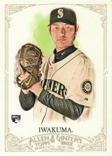 Buy 2012 Allen & Ginter #53 - Hisashi Iwakuma - Mariners