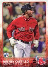 Buy 2015 Topps #144 - Rusney Castillo - Red Sox