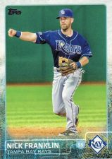 Buy 2015 Topps #446 - Nick Franklin - Rays