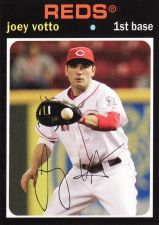 Buy 2012 Topps Archives #70 - Joey Votto - Reds