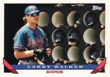 Buy 1993 Topps #95 - Larry Walker - Expos
