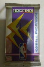 Buy 1991-92 Skybox Basketball Unopened CARD Pack
