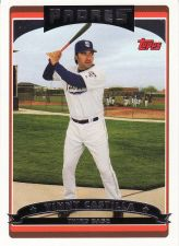 Buy 2006 Topps #481 - Vinny Castilla - Padres