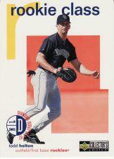 Buy 1998 Collector's Choice #120 - Todd Helton - Rockies