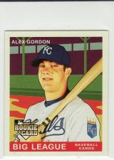 Buy 2007 Upper Deck Goudey Red #141 - Alex Gordon - Royals