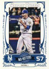 Buy 2013 Gypsy Queen No-Hitters #JS - Johan Santana - Mets