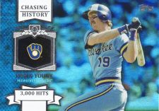 Buy 2013 Topps Chasing History Holofoil #CH-34 - Robin Yount - Brewers