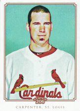 Buy 2010 Topps 206 #86 - Chris Carpenter - Cardinals
