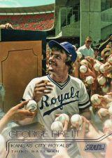 Buy 2015 Stadium Club #210 - George Brett - Royals
