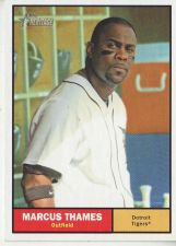Buy 2010 Topps Heritage #425 Marcus Thames
